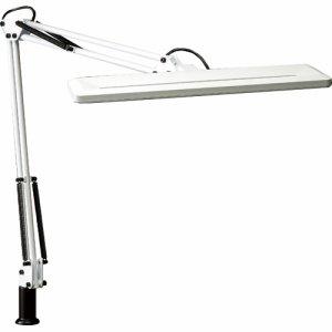 山田照明 Z-1000W LEDスタンド 9.0W 1540LX ホワイト