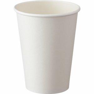 アートナップ TS-75 厚紙ホワイトカップ 410ML(13.5オンス)