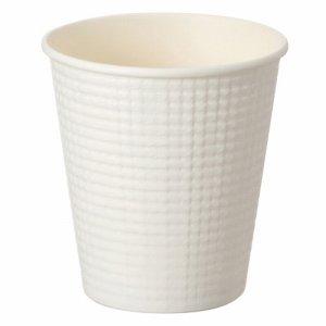 サンナップ C2150E エンボスカップ ホワイト 210ML(7オンス)