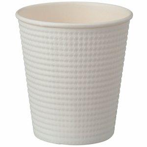 サンナップ C2550EN エンボスカップ ホワイト 250ML(8オンス)
