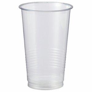 TM-127 リサイクルPETカップ 420ML(14オンス) 汎用品