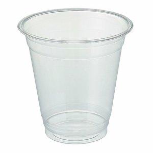 TS-69 リサイクルPETカップ(広口) 370ML(12オンス) 汎用品
