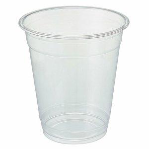TS-70 リサイクルPETカップ(広口) 420ML(14オンス) 汎用品
