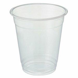 TS-70 リサイクルPETカップ(広口) 420ML(14オンス) 1000個セット 汎用品