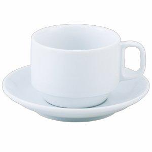 イチガマ 12109-4 スタッキングコーヒー碗皿