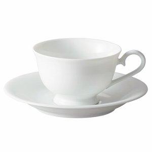 イチガマ 2810-OT04 白磁丸反兼用高台碗皿
