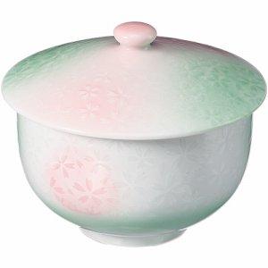 イチガマ 116-3 平安桜蓋付煎茶