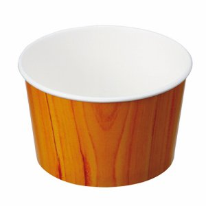 サンナップ SC2950KN 木柄スープカップ 290ml