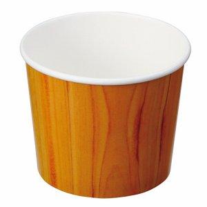 サンナップ SC3940KN 木柄スープカップ 395ml