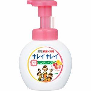 ライオン BPPHAJ キレイキレイ 薬用 泡ハンドソープ フルーツミックスの香り 本体