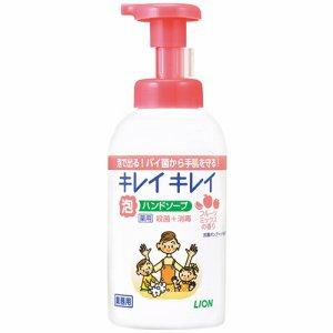 ライオン BPPGHJL キレイキレイ 薬用 泡ハンドソープ フルーツミックスの香り 本体