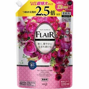 花王 355997 フレア フレグランス フローラル&スウィート つめかえ用 超特大