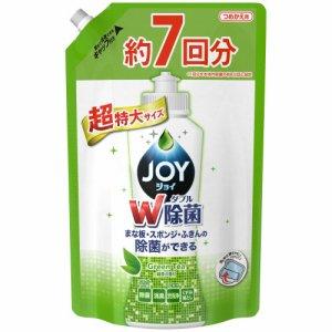 P&G PG4867 除菌ジョイ コンパクト 緑茶の香り つめかえ用 超特大