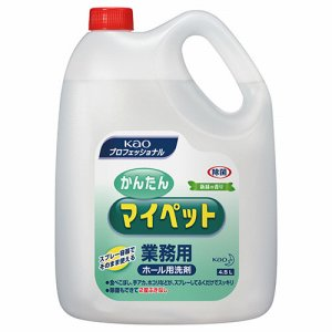 花王 KAO021168 かんたんマイペット 業務用 4.5L