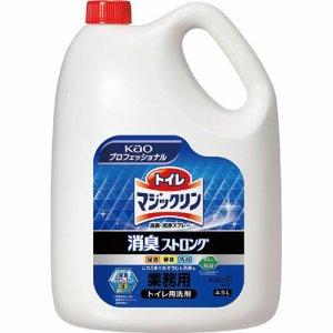 花王 324184 トイレマジックリン 消臭・洗浄スプレー 消臭ストロング 業務用