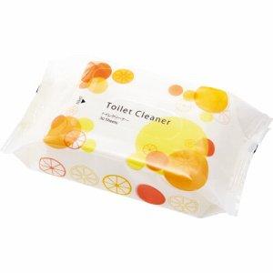 TS754899 トイレクリーナー 重曹&セスキ シトラスオレンジの香り 30枚パック 汎用品