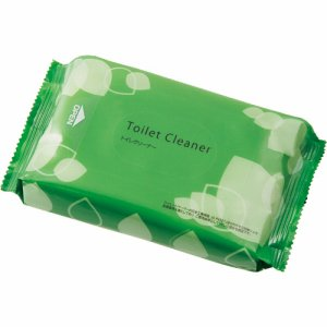 S00426 除菌トイレクリーナー ミントの香り 大判 1セット480枚 汎用品