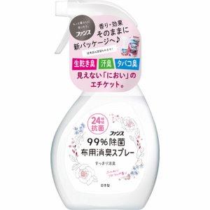 第一石鹸 357244 ファンス 布用消臭スプレー 99%除菌 ふんわりフローラルの香り 本体