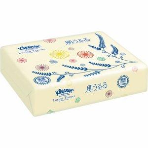 日本製紙クレシア 48108 クリネックス ローションティシューソフトパック 肌うるる