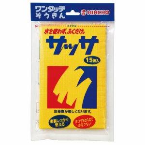 大日本除蟲菊 サツサ 15マイイリ KINCHO サッサ