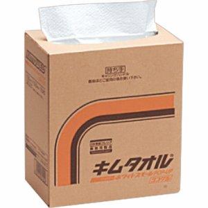 日本製紙クレシア 61450 キムタオル ホワイト スモールポップアップ シングル