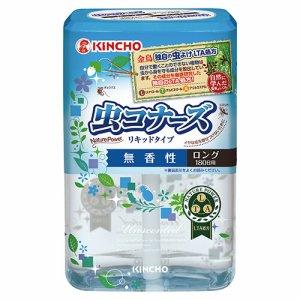 大日本除蟲菊 MコナL180ムコウ KINCHO 虫コナーズ リキッドタイプ 180日用 無香性