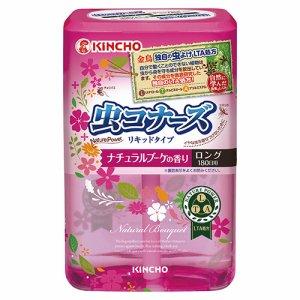 大日本除蟲菊 MコナL180NB KINCHO 虫コナーズ リキッドタイプ 180日用 ナチュラルブーケ