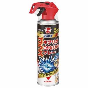 大日本除蟲菊 ゴウス300ML KINCHO ゴキブリがうごかなくなるスプレー