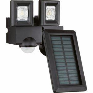 ELPA ESL-N112SL センサーライト ソーラー式