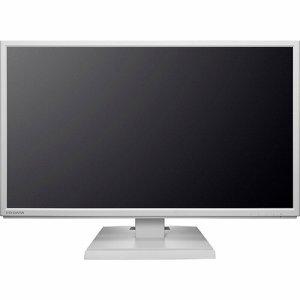 IOデータ LCD-DF241EDW 広視野角ADSパネル採用 DISPLAYPORT搭載23.8型ワイド液晶ディスプレイ ホワイト