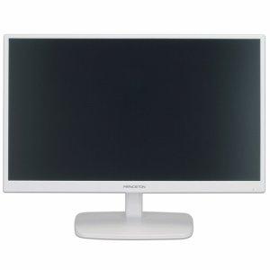 プリンストン PTFWDE-24W 広視野角パネル 白色LEDバックライト 23.6型ワイド液晶ディスプレイ ホワイト