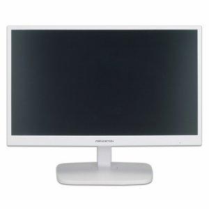 プリンストン PTFWDE-22W 広視野角パネル 白色LEDバックライト 21.5型ワイド液晶ディスプレイ ホワイト