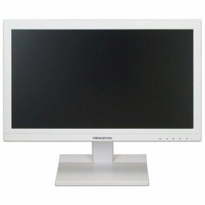 プリンストン PTFWDF-20W 白色LEDバックライト 19.5型ワイド液晶ディスプレイ ホワイト