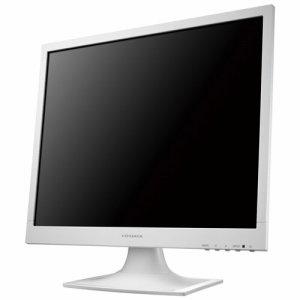 IOデータ LCD-AD192SEDSW 19型スクエア液晶ディスプレイ ホワイト 5年保証