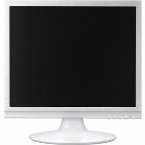 グリーンハウス GH-LCS17C-WH 17型カラーLED液晶ディスプレイ VGA /DVI ホワイト