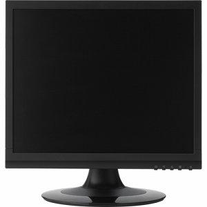 グリーンハウス GH-LCS17C-BK 17型カラーLED液晶ディスプレイ VGA /DVI ブラック
