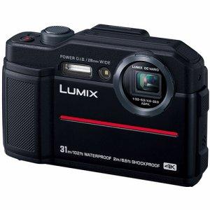 PANASONIC DC-FT7-K デジタルカメラ LUMIX FT7 ブラック