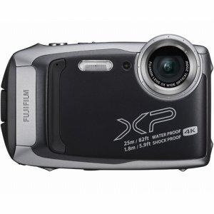 FUJIFILM FX-XP140DS デジタルカメラ FINEPIX XP140 ダークシルバー