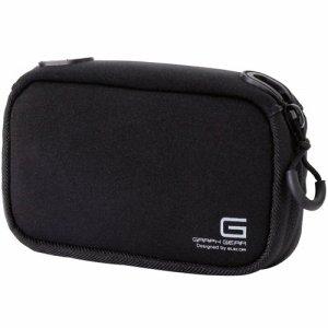 ELECOM DGB-062BK デジタルカメラケース GRAPH GEAR ソフトタイプ ブラック
