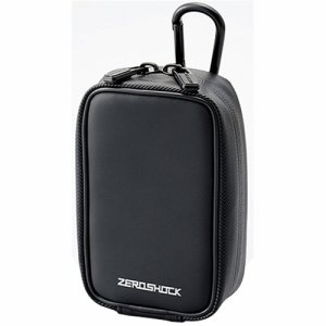 ELECOM ZSB-DG014BK ZEROSHOCKカメラケース W83×D50×H135mm ブラック