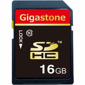 Gigastone GJS10/16G SDHCカード 16GB CLASS10 GJS10