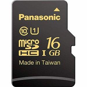 PANASONIC RP-SMHA16GJK MICROSDHC UHS-Iカード 16GB CLASS10