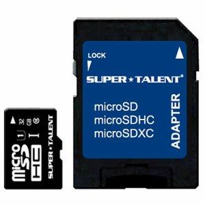 スーパータレント ST32MSU1P UHS-I CLASS10対応 MICROSDHCカード 32GB