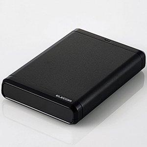 ELECOM ELP-CED005UBK USB3.0対応ポータブルハードディスク E:DISK 500GB