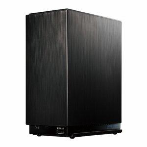 IOデータ HDL2-AA2 デュアルコアCPU搭載 2ドライブ高速NAS 2TB