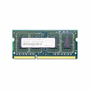 アドテック ADS12800N-LH2G DDR3L 1600MHZ PC3L-12800 204PIN SO-DImm 2GB 省電力