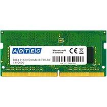 アドテック ADS2666N-H8G DDR4 2666MHZ PC4-2666 260PIN SO-DImm 8GB 省電力