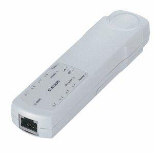 ELECOM LD-RCTEST3 リモート対応ケーブルテスタ LANケーブル用