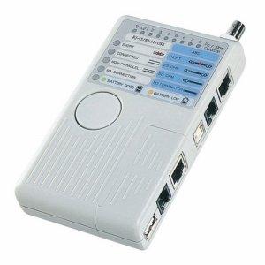 ELECOM LD-RCTEST/U リモート対応ケーブルテスタ LD-RCTEST