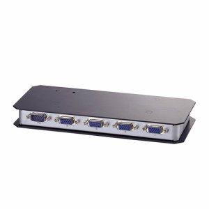 ELECOM VSP-A4 ディスプレイ分配器 4台分配